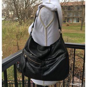 Furla Small Slouchy Shoulder Bag